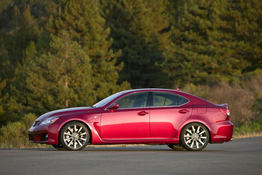 2011 Lexus IS-F Photo 6 of 20