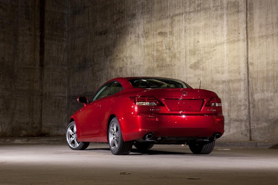 2011 Lexus IS 250C Photo 5 of 20