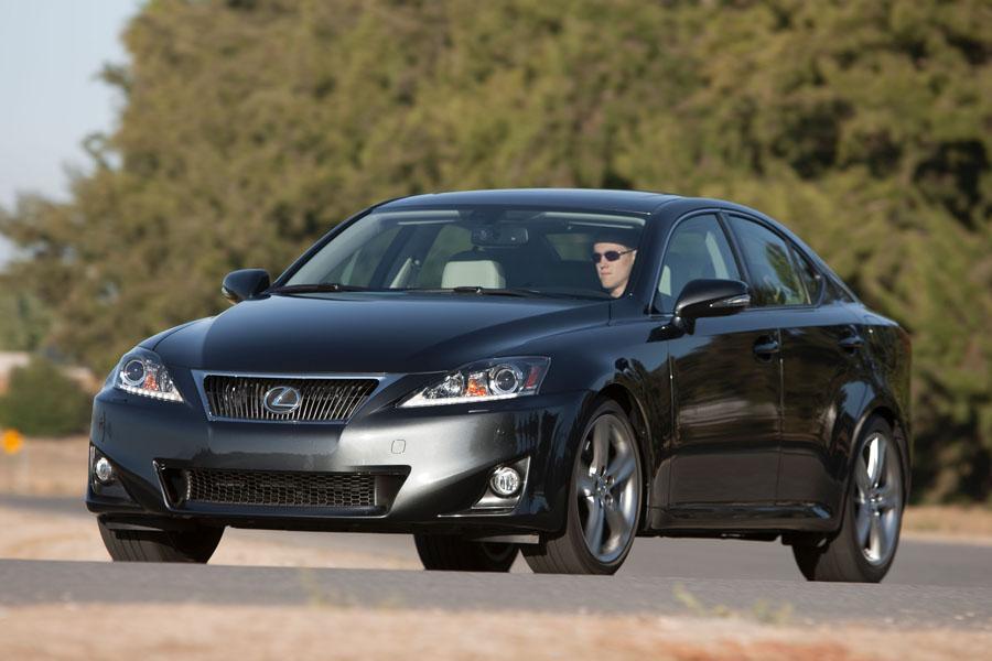 2011 Lexus IS 350 Photo 1 of 20