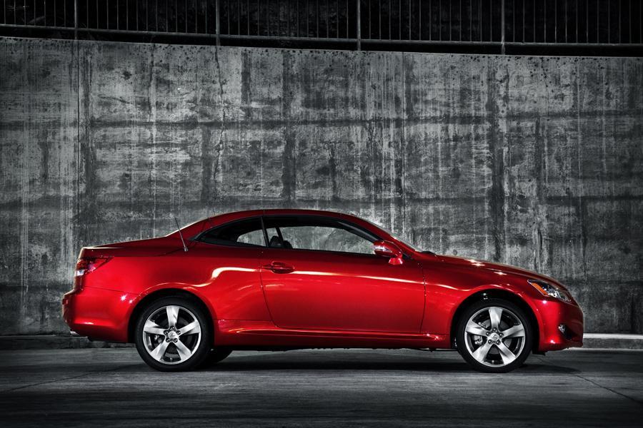 2011 Lexus IS 350C Photo 4 of 20