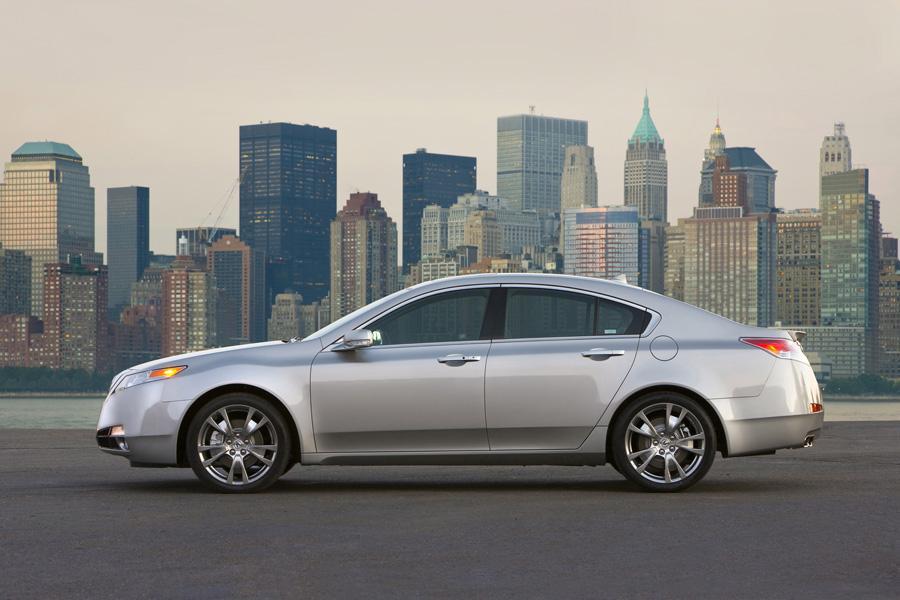 2011 Acura TL Photo 4 of 20