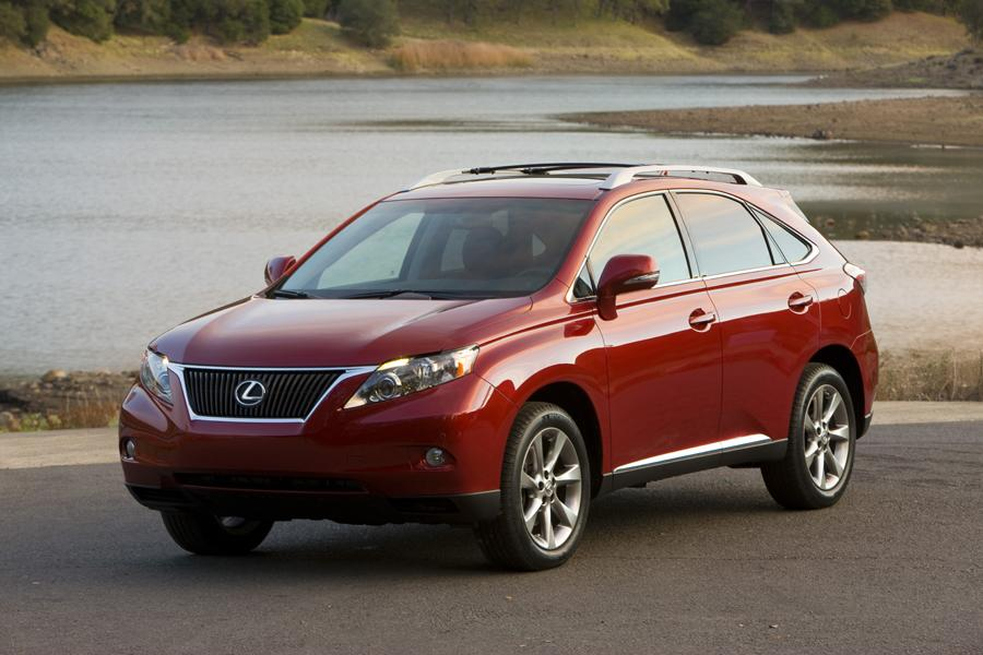 2011 Lexus RX 350 Photo 1 of 20