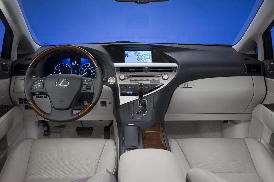 2011 Lexus RX 350 Reviews Specs And Prices
