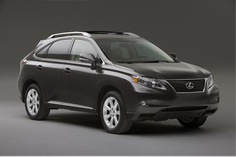 2011 Lexus RX 350 Photo 2 of 20