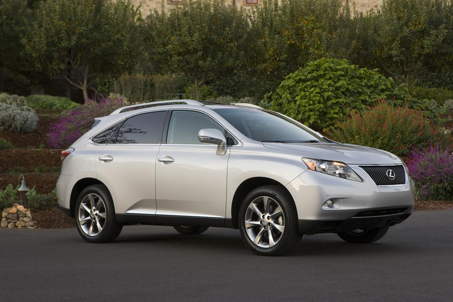 2011 Lexus RX 350 Photo 5 of 20