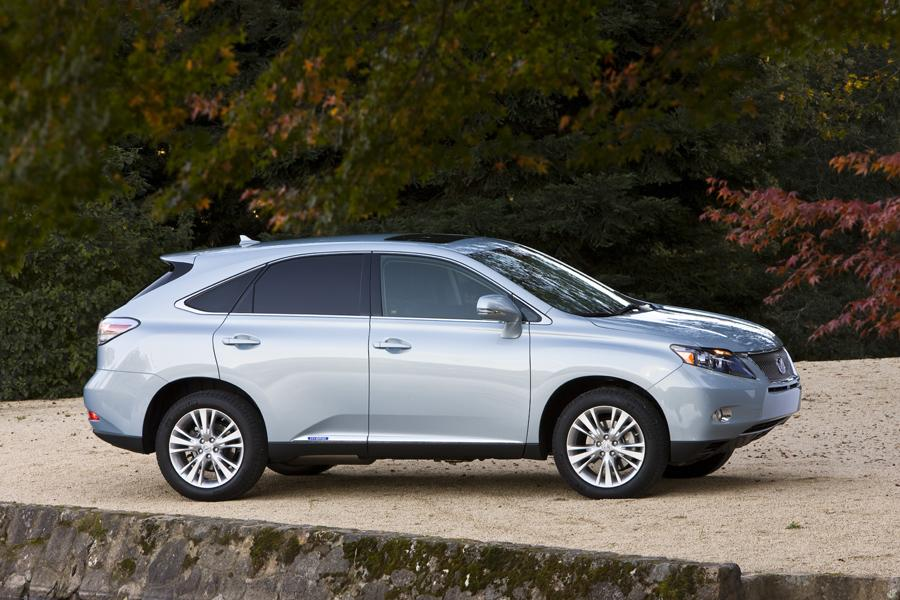 2011 Lexus RX 450h Photo 5 of 20