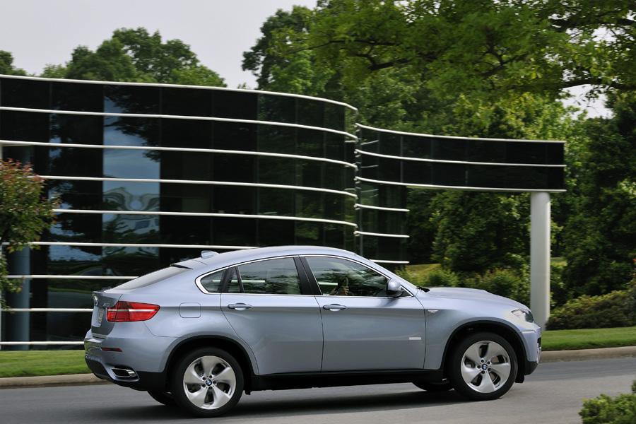 2011 BMW ActiveHybrid X6 Photo 4 of 20