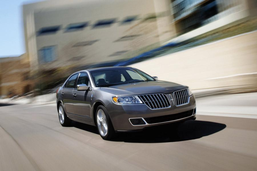 2011 Lincoln MKZ Hybrid Photo 3 of 20