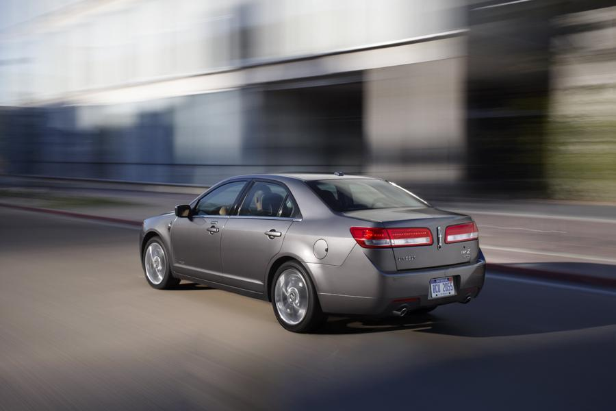 2011 Lincoln MKZ Hybrid Photo 4 of 20