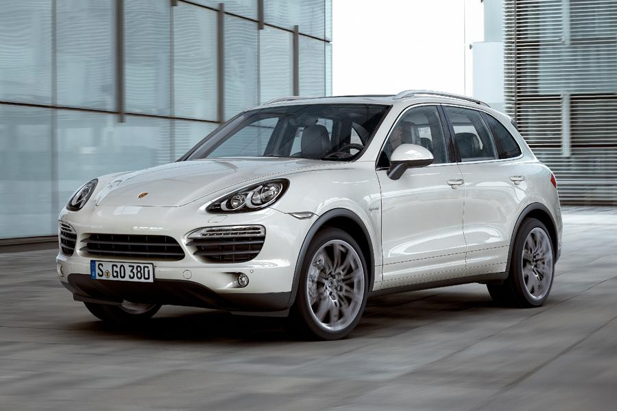 2011 Porsche Cayenne Hybrid Photo 1 of 20