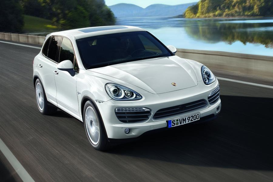 2011 Porsche Cayenne Hybrid Photo 6 of 20