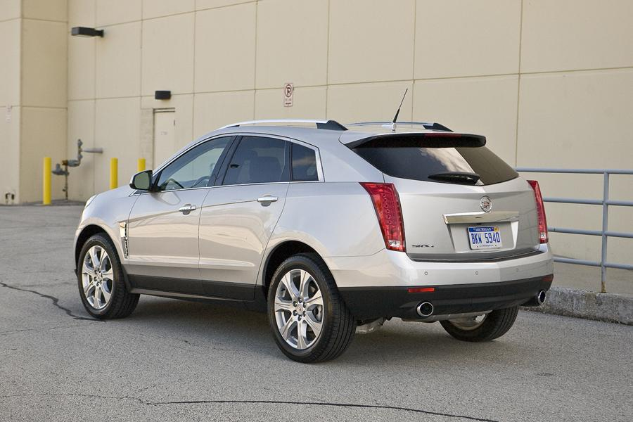 2011 Cadillac SRX Photo 4 of 20