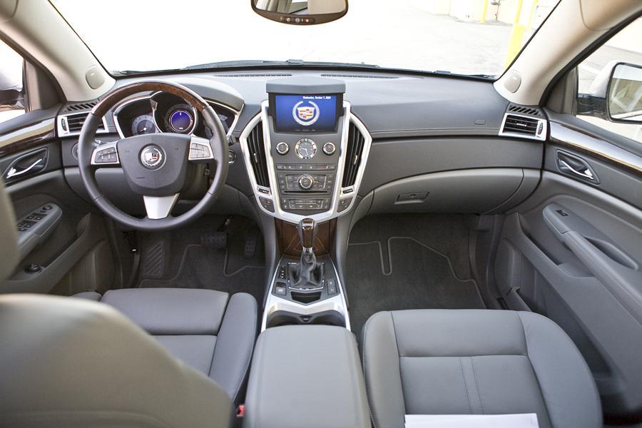 2011 Cadillac SRX Specs, Pictures, Trims, Colors || Cars.com