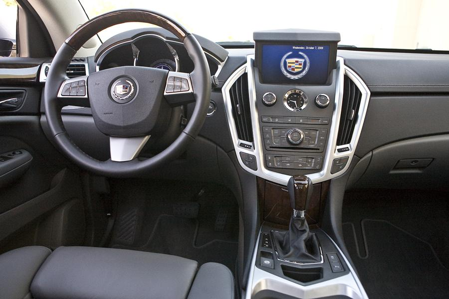 2011 Cadillac SRX Specs, Pictures, Trims, Colors || Cars.com