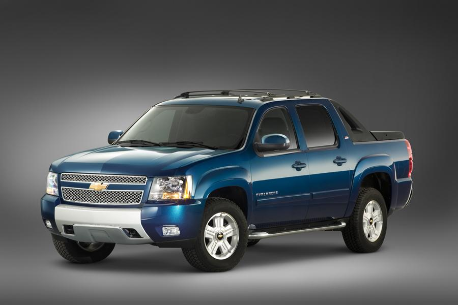 2011 Chevrolet Avalanche Overview  Carscom