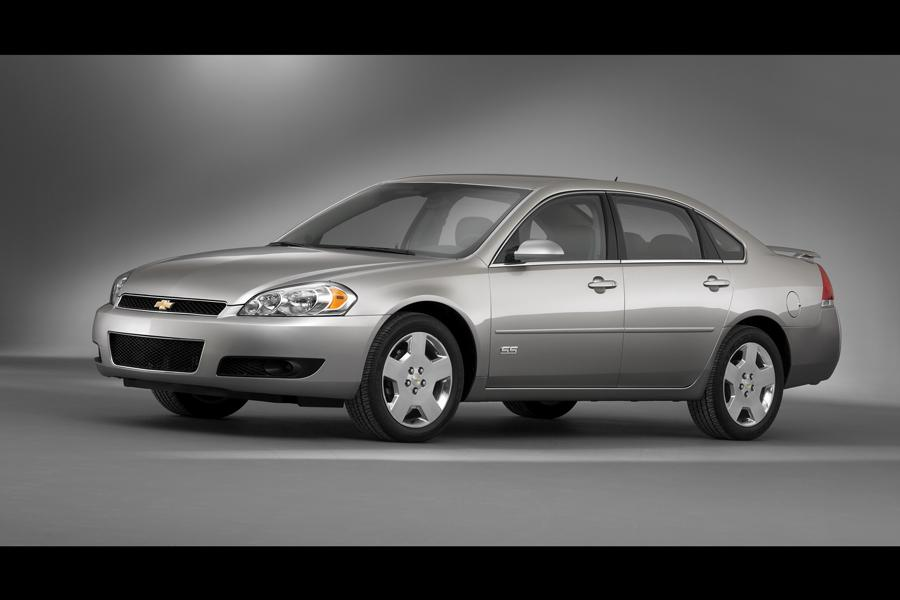 2011 Chevrolet Impala Reviews Specs And Prices Cars Com