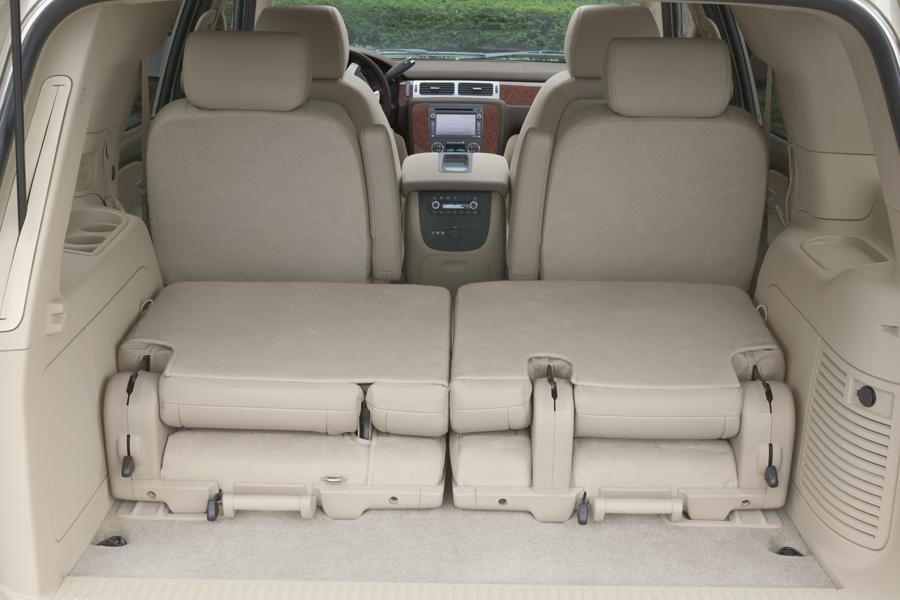 2011 Chevrolet Tahoe Reviews Specs And Prices Cars Com