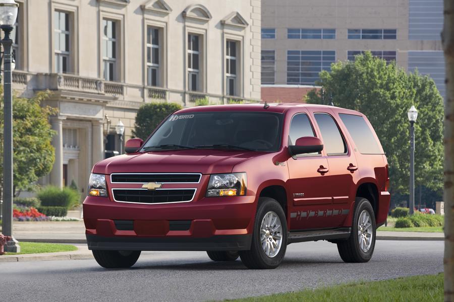 2011 Chevrolet Tahoe Hybrid Photo 4 of 22