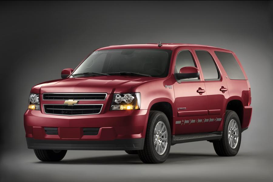 2011 Chevrolet Tahoe Hybrid Overview | Cars.com