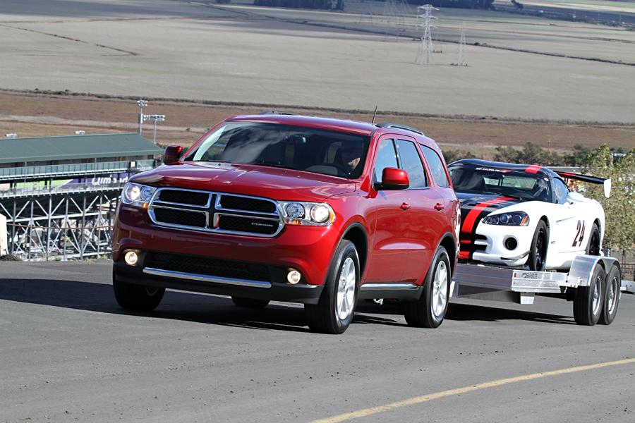 2011 Dodge Durango Photo 4 of 20