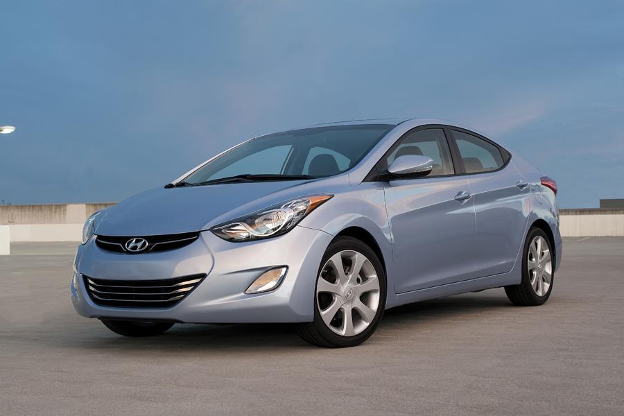 2011 Hyundai Elantra Photo 1 of 20