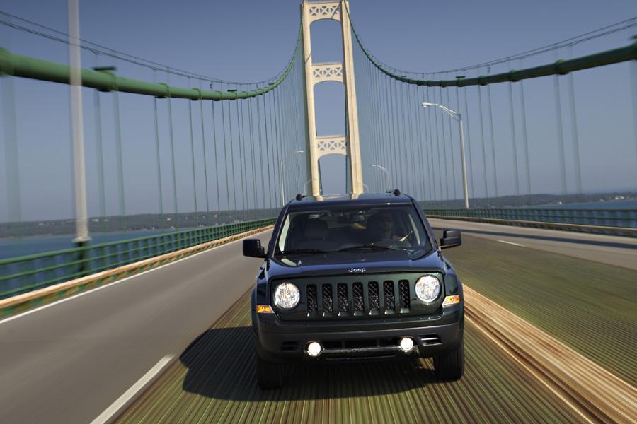 2011 Jeep Patriot Photo 4 of 20