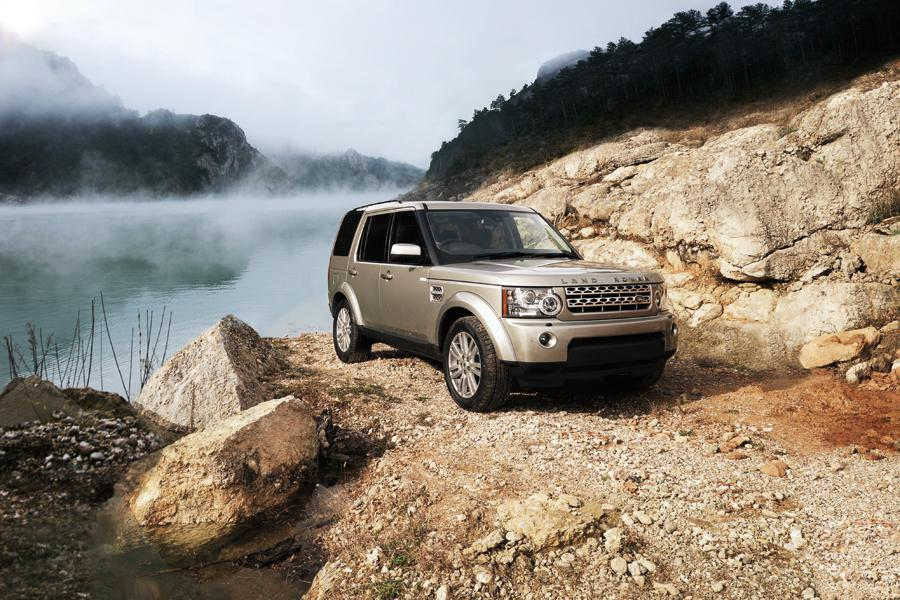 2011 Land Rover LR4 Photo 2 of 20