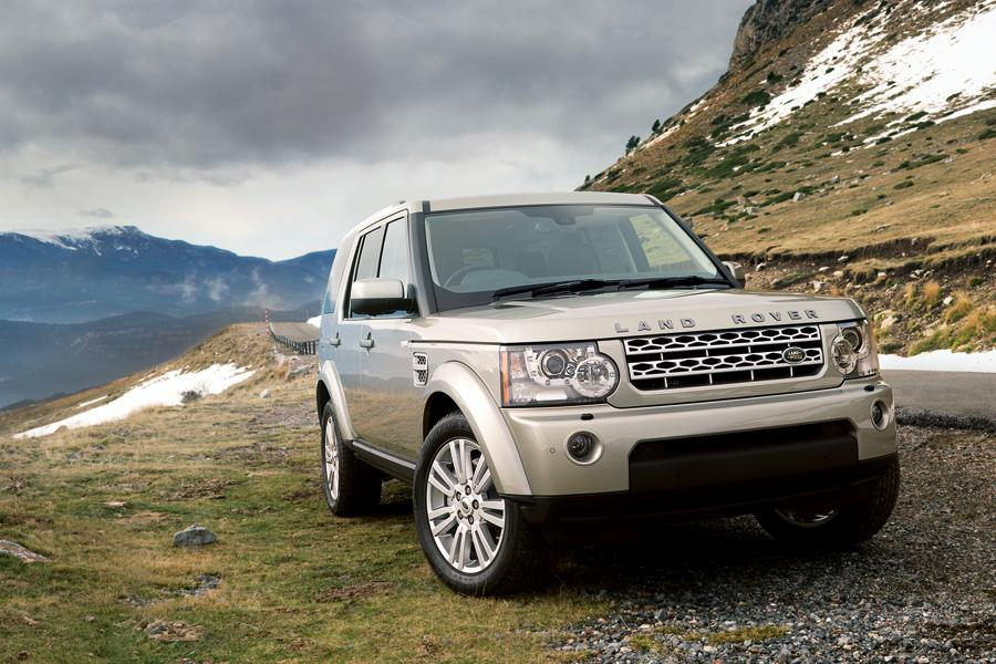 2011 Land Rover LR4 Photo 3 of 20