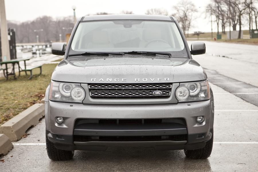 2011 Land Rover Range Rover Sport Photo 2 of 20
