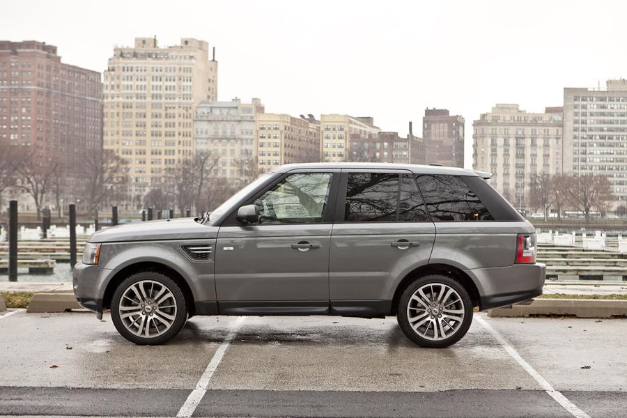 2011 Land Rover Range Rover Sport Photo 3 of 20
