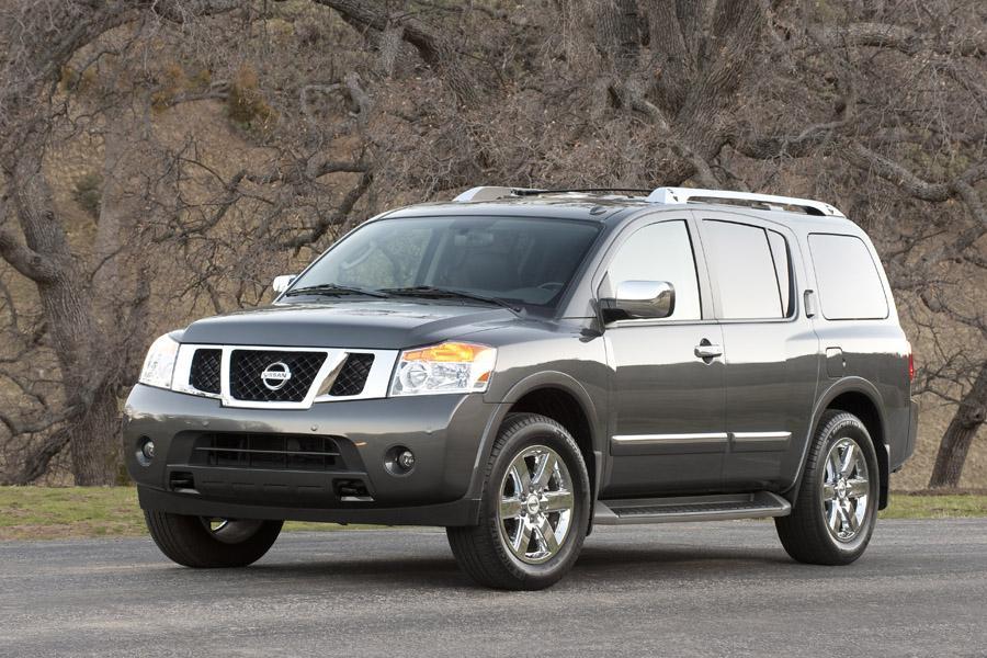 2011 Nissan Armada Photo 2 of 20