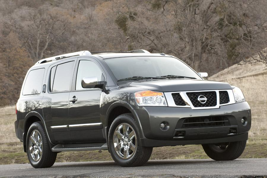 2011 Nissan Armada Photo 3 of 20