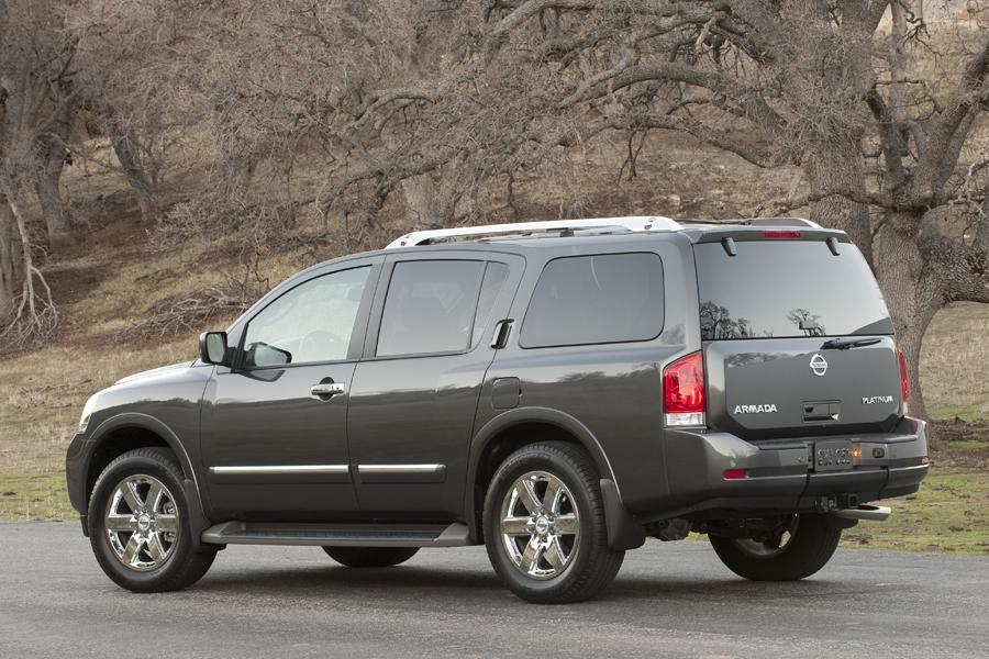 2011 Nissan Armada Photo 5 of 20