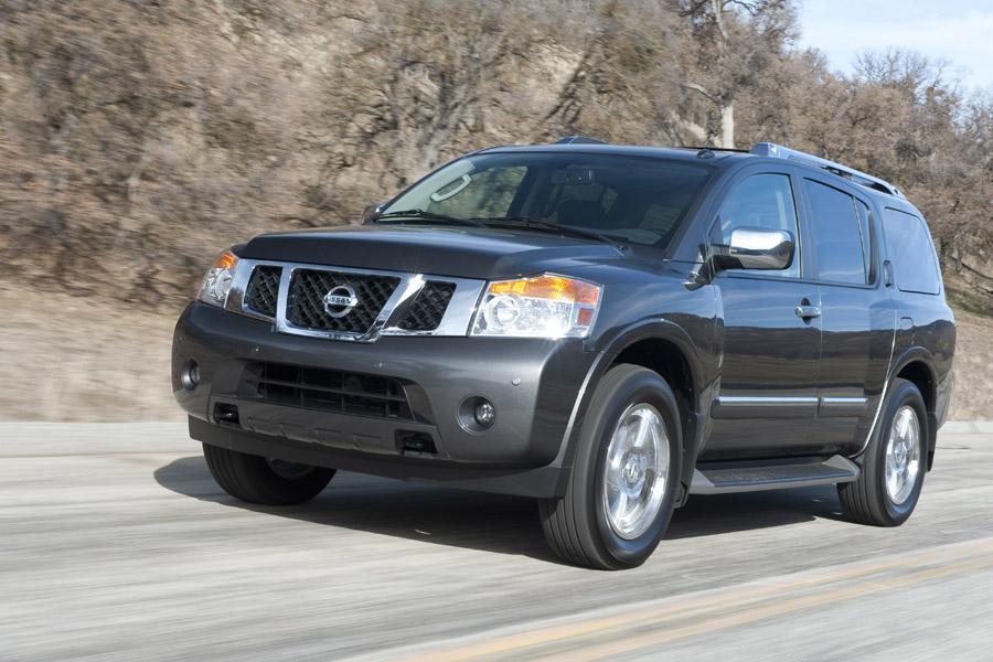 2011 Nissan Armada Photo 6 of 20