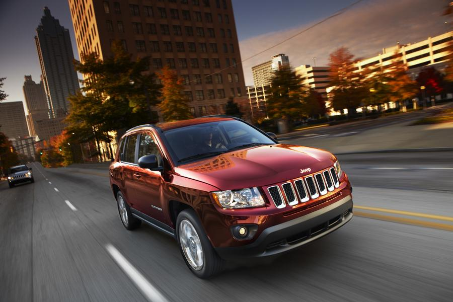 2011 Jeep Compass Photo 3 of 20