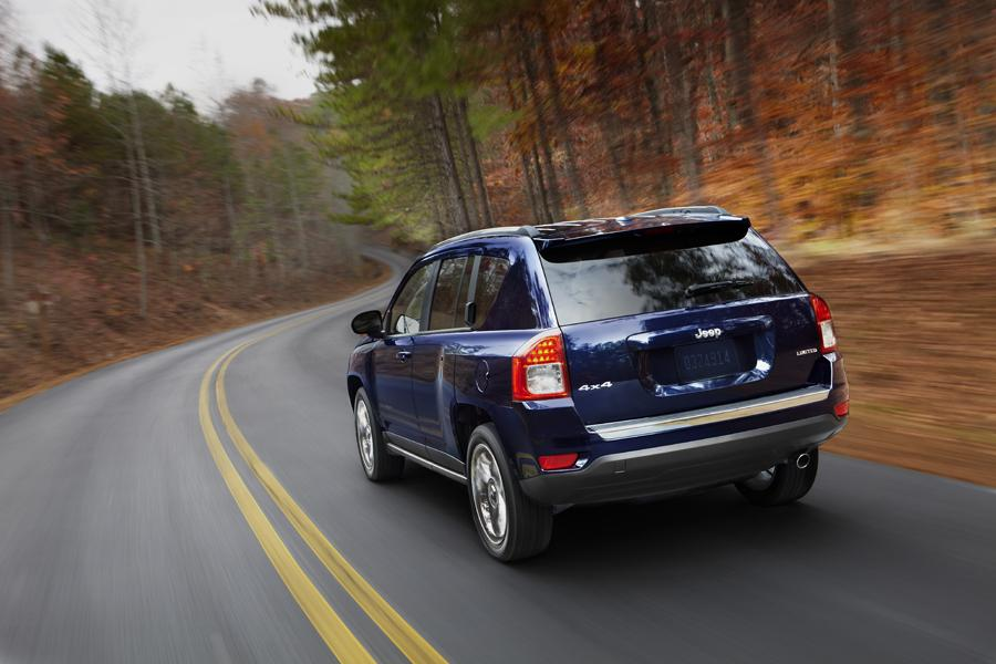 2011 Jeep Compass Overview | Cars.com