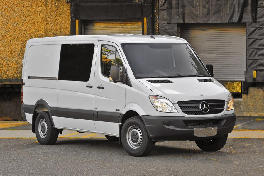 2011 mercedes benz sprinter overview for 2011 mercedes benz sprinter reviews