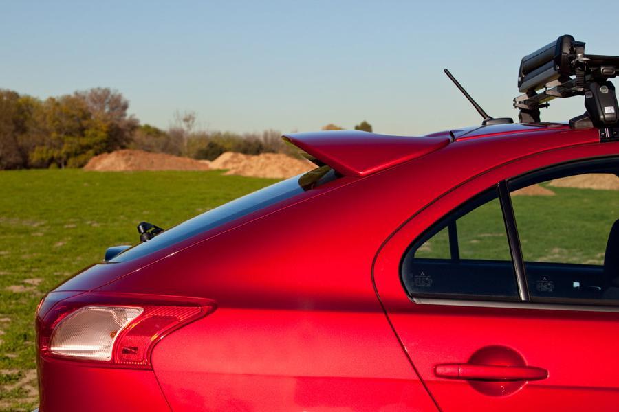 2011 Mitsubishi Lancer Sportback Photo 3 of 20