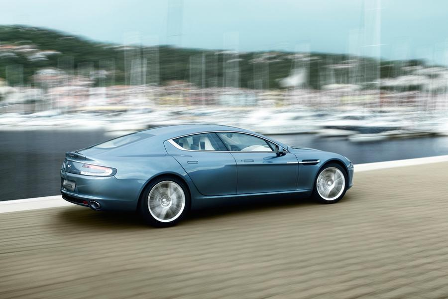 2011 Aston Martin Rapide Photo 3 of 20