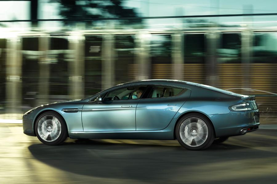 2011 Aston Martin Rapide Photo 4 of 20