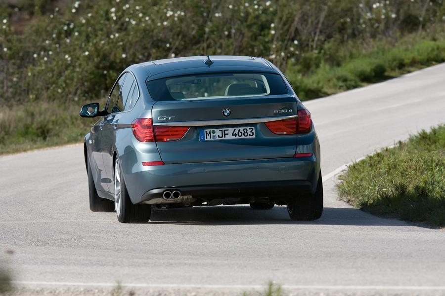 2011 BMW 535 Gran Turismo Photo 6 of 20
