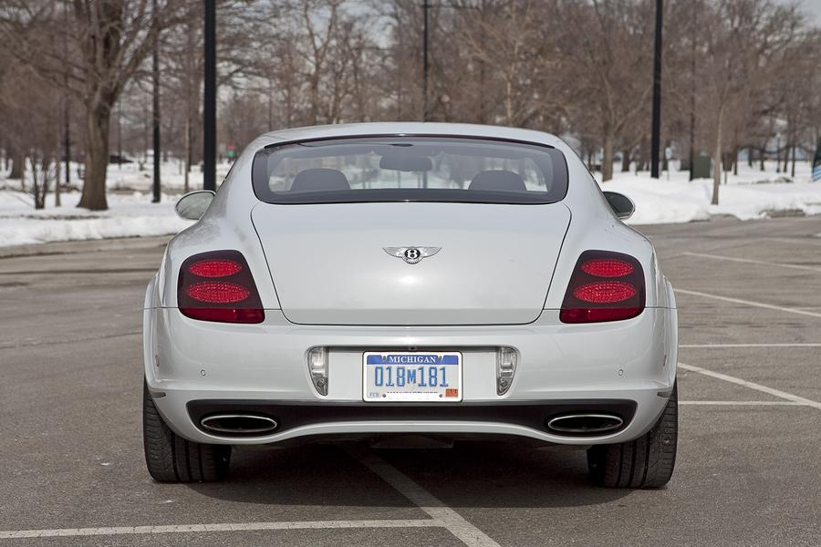 2011 Bentley Continental Supersports Photo 5 of 20