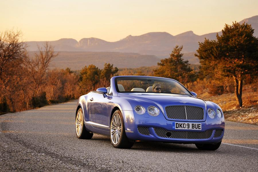2011 Bentley Continental GTC Photo 6 of 20