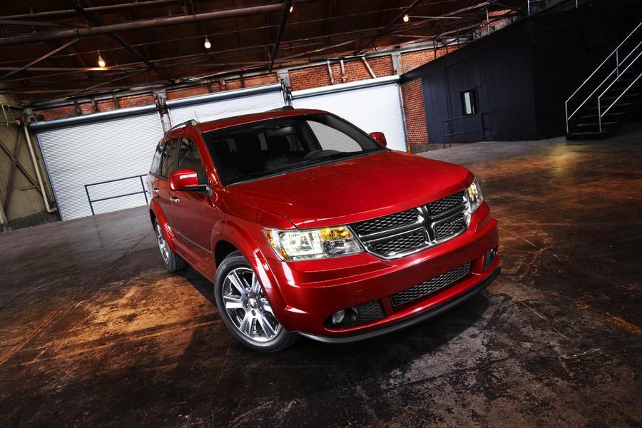 2011 Dodge Journey Photo 2 of 20