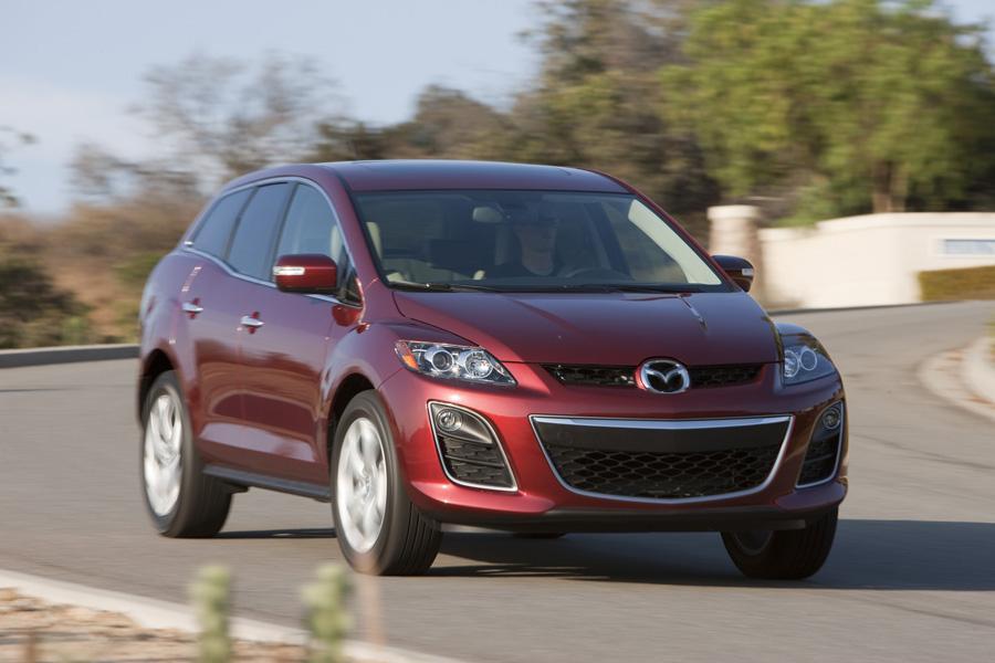 2011 Mazda Cx 7 Specs Pictures Trims Colors Cars Com
