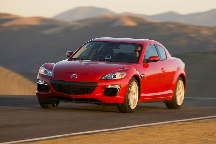 Mazda RX-8 Coupe Models, Price, Specs, Reviews | Cars.com