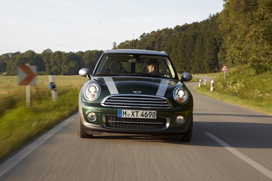 2011 Mini Cooper Clubman Reviews Specs And Prices Cars Com