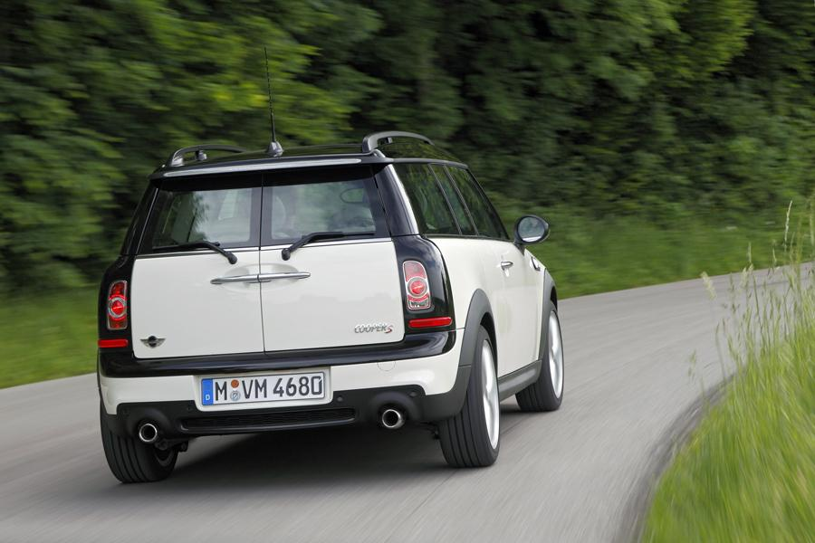 2011 Mini Cooper S Clubman Reviews Specs And Prices