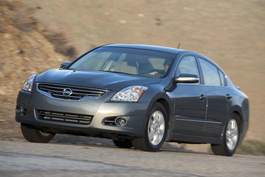 2011 Nissan Altima Hybrid Photo 1 of 20