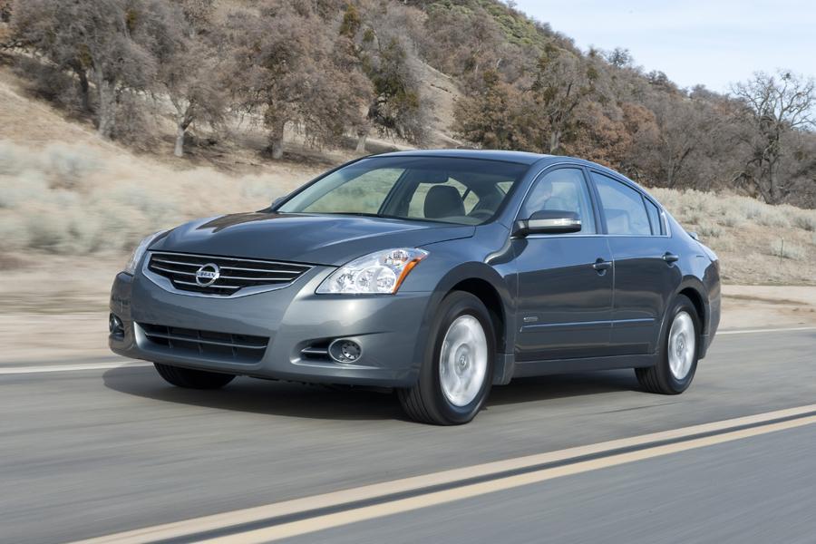 2011 Nissan Altima Hybrid Photo 5 of 20